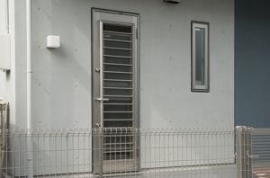 準防火地域では防犯窓の設置は難しい不思議な事実