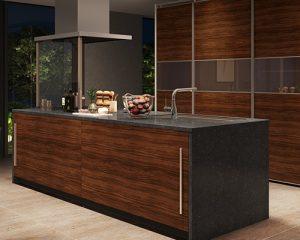 タカラスタンダードのキッチン収納の特徴